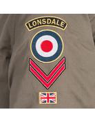 Lonsdale Lonsdale Heren Winterjas met capuchon 'Knutsford'