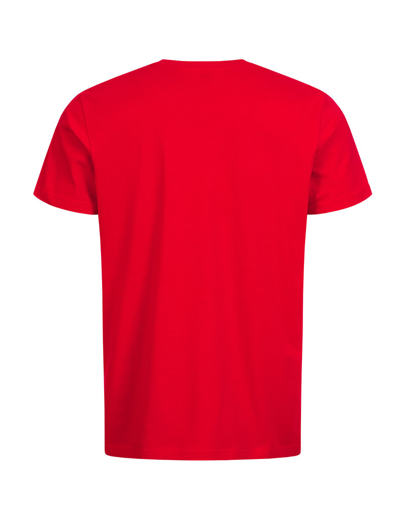 Lonsdale Lonsdale T-Shirt 'Dereham' Red