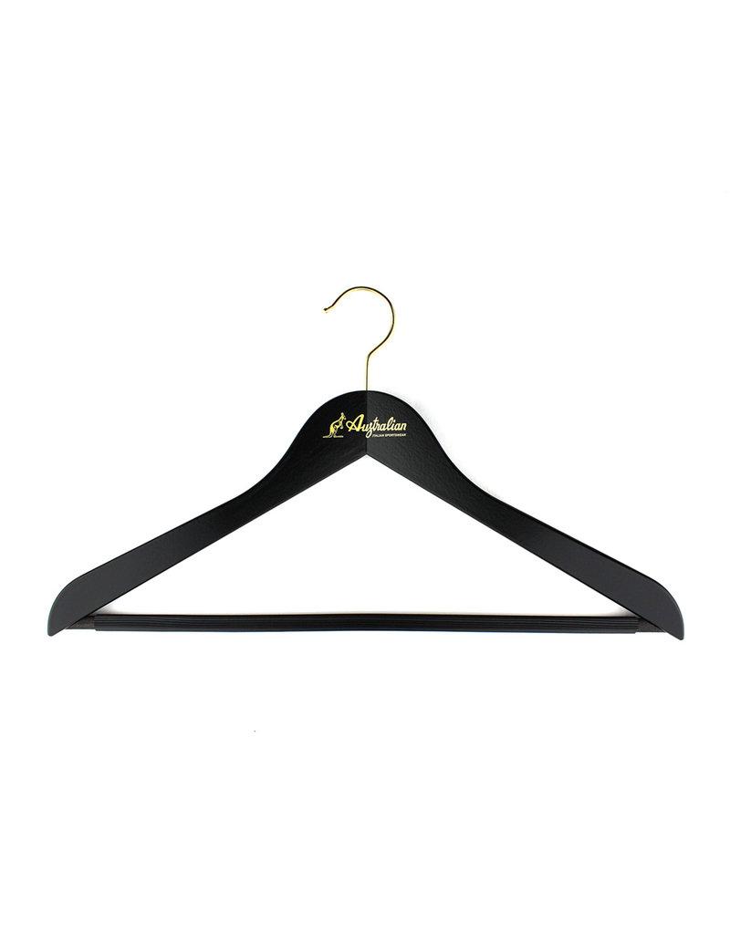 Australian Australian Luxury Clothes Hanger (Black/Gold)