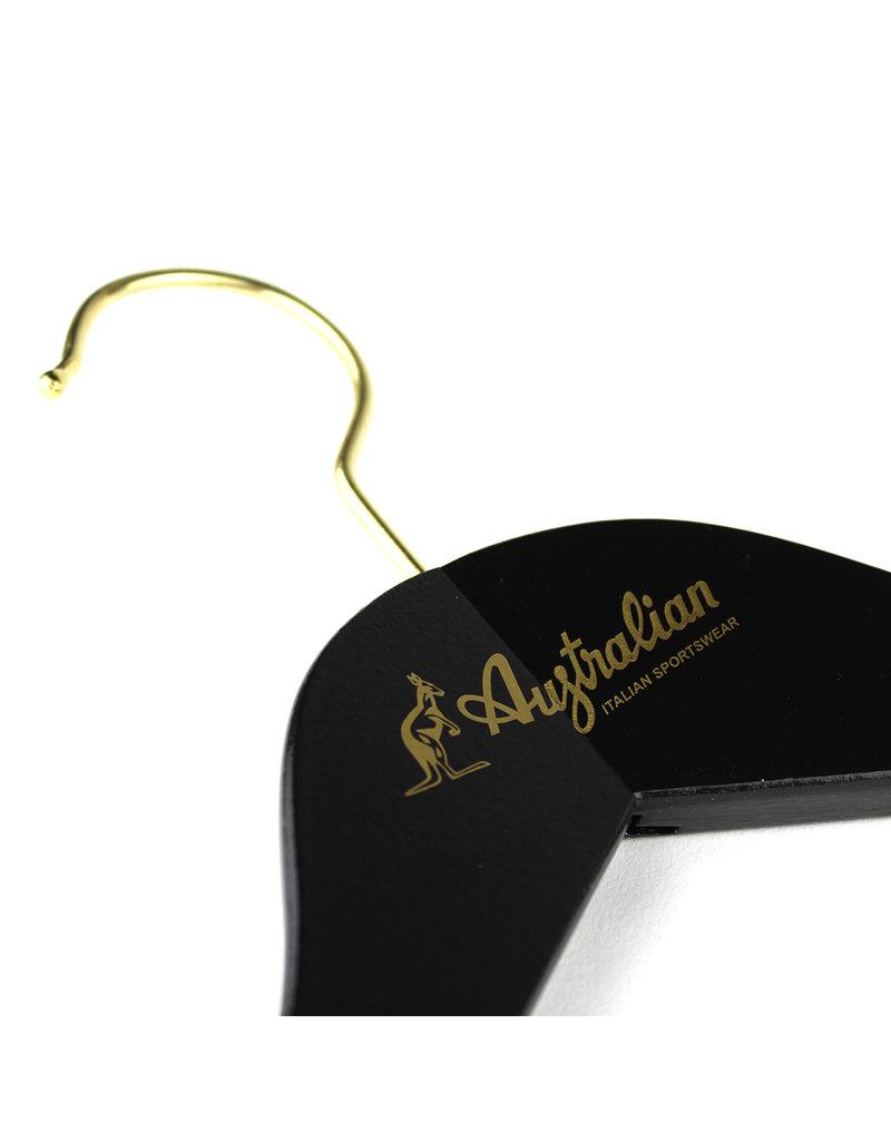 Australian Australian Luxe Kledinghanger (Black/Gold)