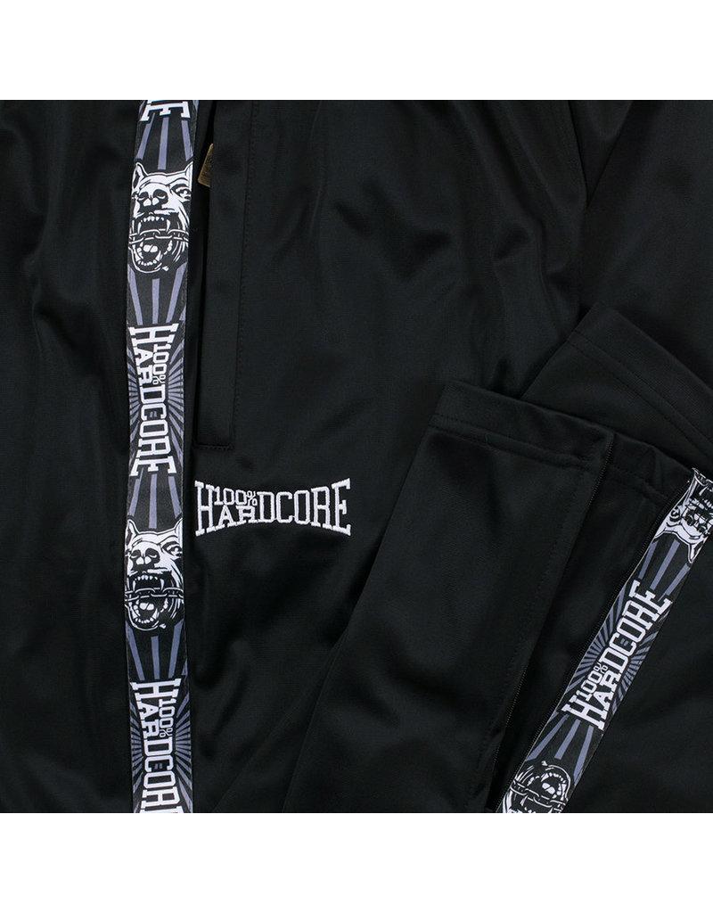 100% Hardcore 100% Hardcore Trainingsbroek Taped 'Black'