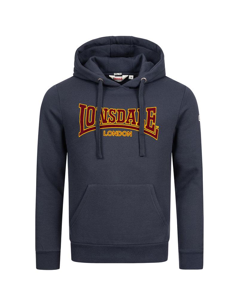 Lonsdale Lonsdale Herren Kapuzensweatshirt schmale Passform 'Hooded Classic LL002'