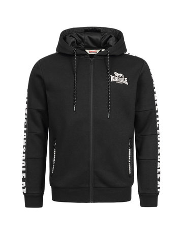 Lonsdale Lonsdale Slim-Fit Men's Zipsweat Jacket 'Over Kellet'