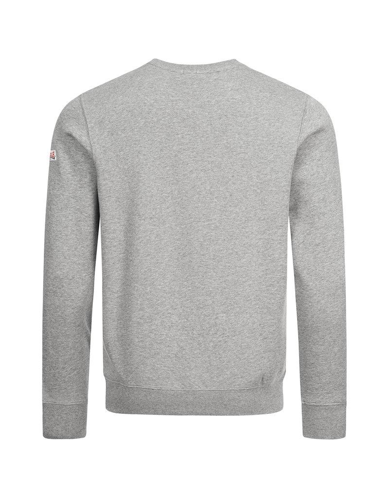 Lonsdale Lonsdale Herren Rundhals Sweatshirt schmale Passform 'Berger LP181'