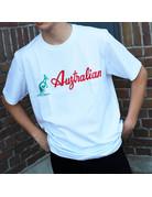 Australian Australian Logo T-Shirt Jersey (White/Classic)