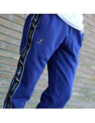 Australian Australian Joggingbroek met bies (Blue Cosmo/Black)