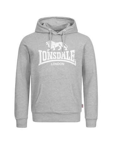 Lonsdale Lonsdale Herren Kapuzensweatshirt schmale Passform 'Fremington'