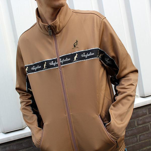 Jacken mit Streifen