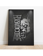 100% Hardcore 100% Hardcore A2 Poster 'Rage'
