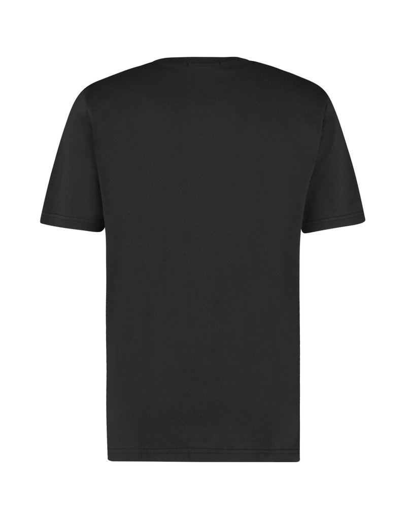 Australian Australian Logo T-Shirt Jersey (Black/Silver)