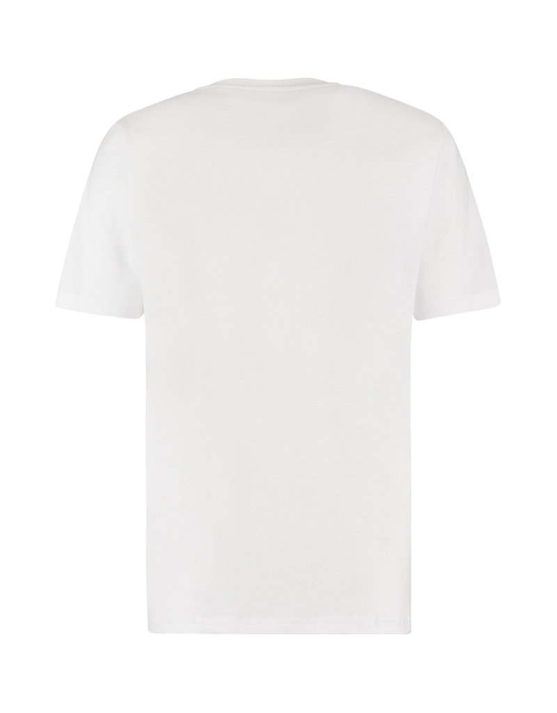 Australian Australian Logo T-Shirt Jersey (White/Black)