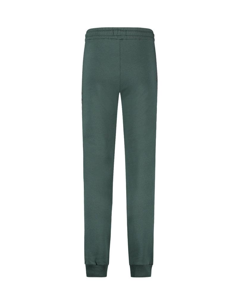 Australian Australian Sweatpants with tape (Woods Green/Black)