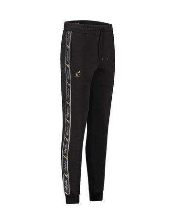 Australian Australian Jogginghose mit Streifen (Black/Black)