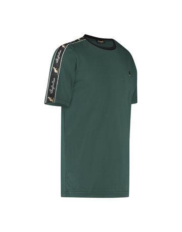 Australian Australian T-Shirt Jersey mit Streifen (Woods Green/Black)