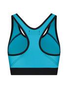 Australian Australian Women Glossy Sports Top (Turquoise Glossy)