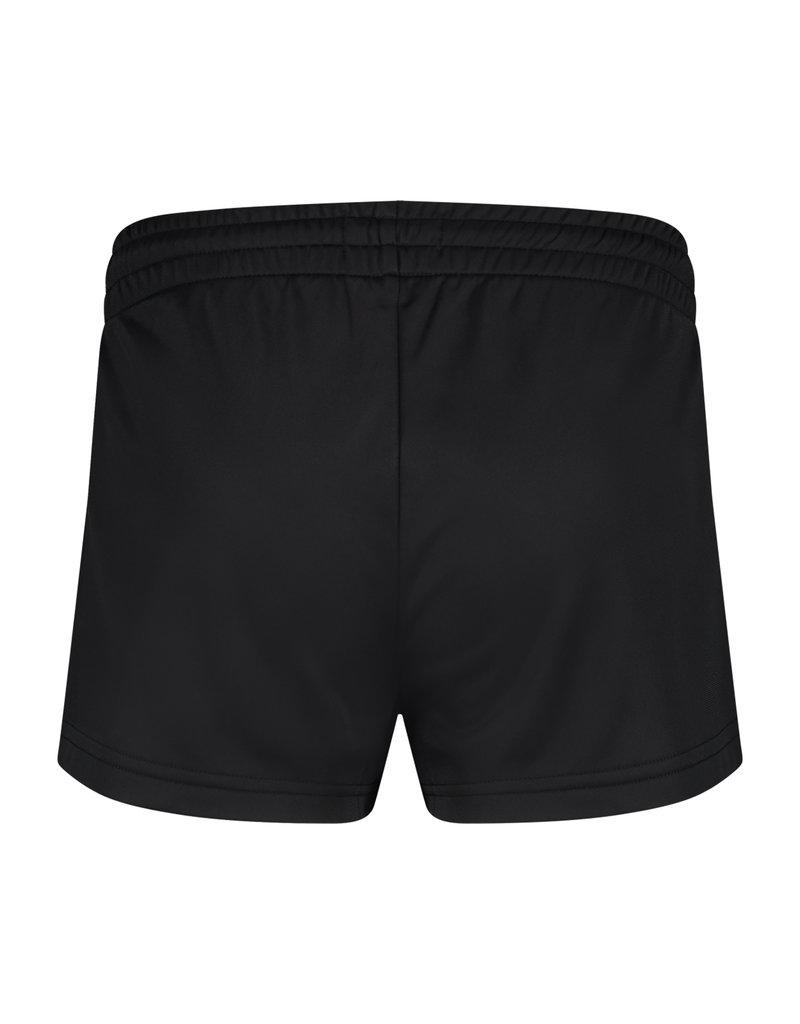 Australian Australian Dames Shorts met bies (Black/Black)