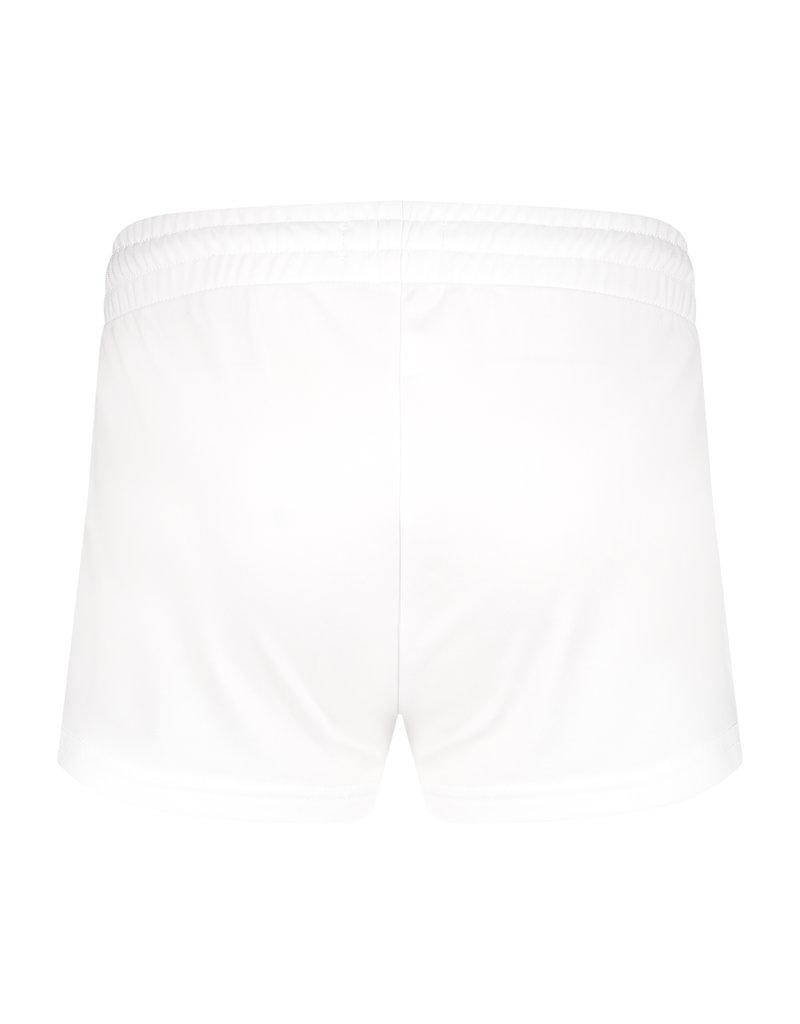 Australian Australian Dames Shorts met bies (White/Black)