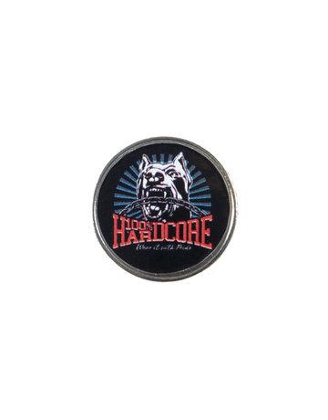 100% Hardcore 100% Hardcore Pin *1-Dog*