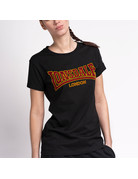 Lonsdale Lonsdale Dames T-shirt 'Ribchester' (Black)