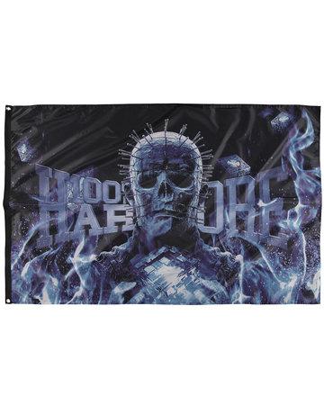 100% Hardcore 100% Hardcore Fahne 'Box of Hell'