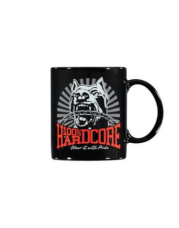 100% Hardcore 100% Hardcore Mug *1-Dog*