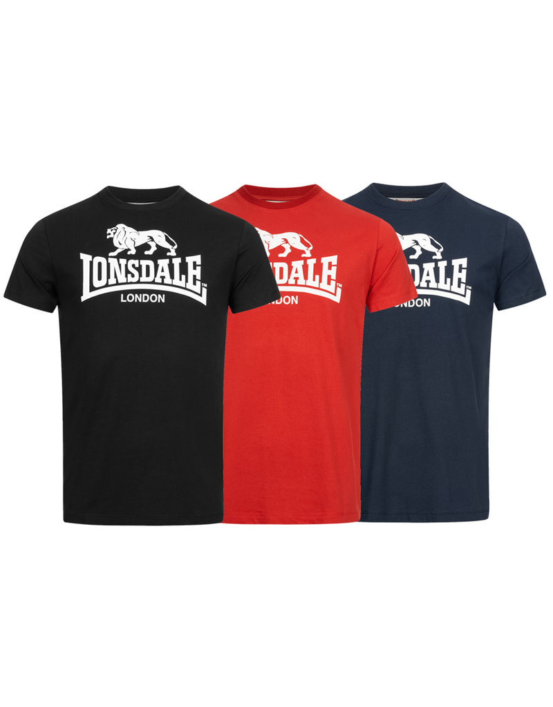 Lonsdale Lonsdale T-Shirt 'St. Erney' (Navy)