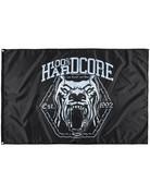 100% Hardcore 100% Hardcore Vlag 'Dog*2'