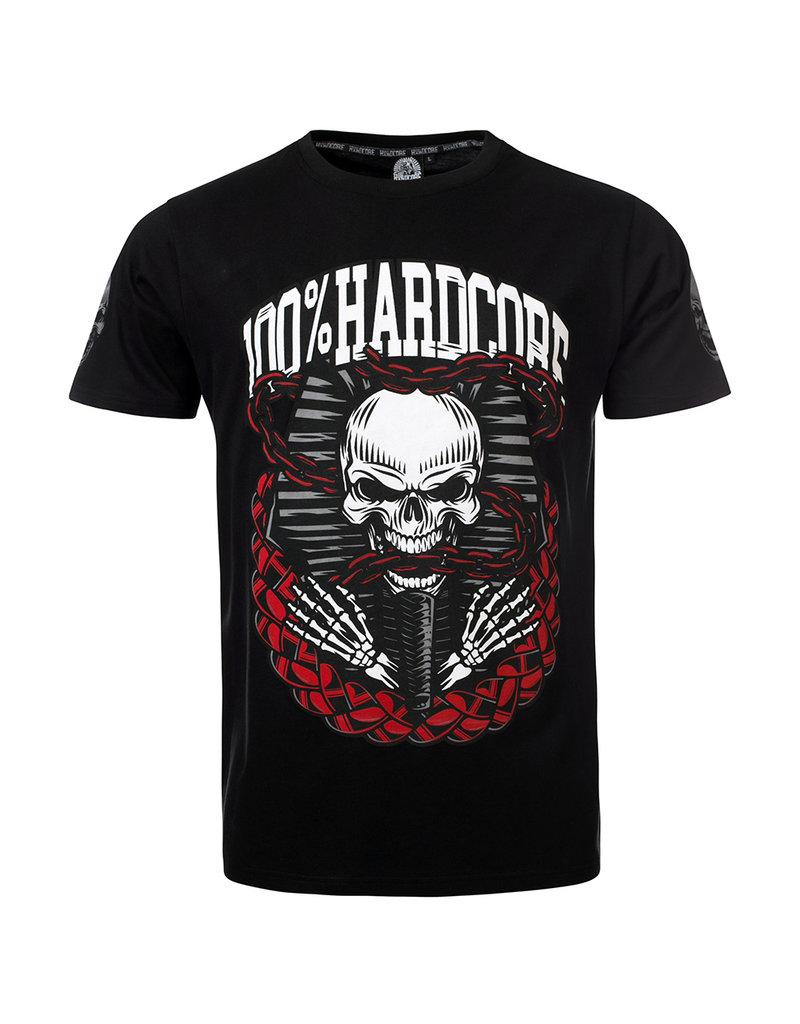 100% Hardcore 100% Hardcore T-shirt 'Dead Kings'