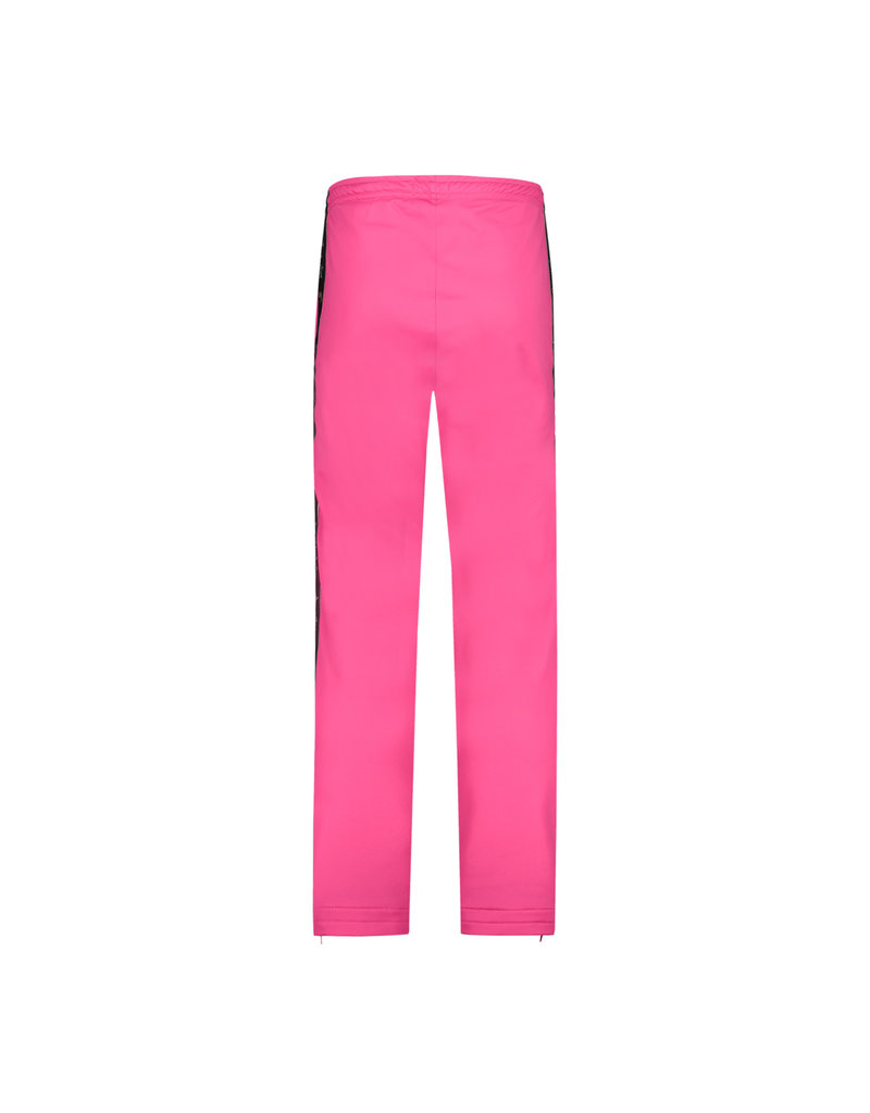 Australian Australian Fit Track Pants with tape (Fuxia/Black)