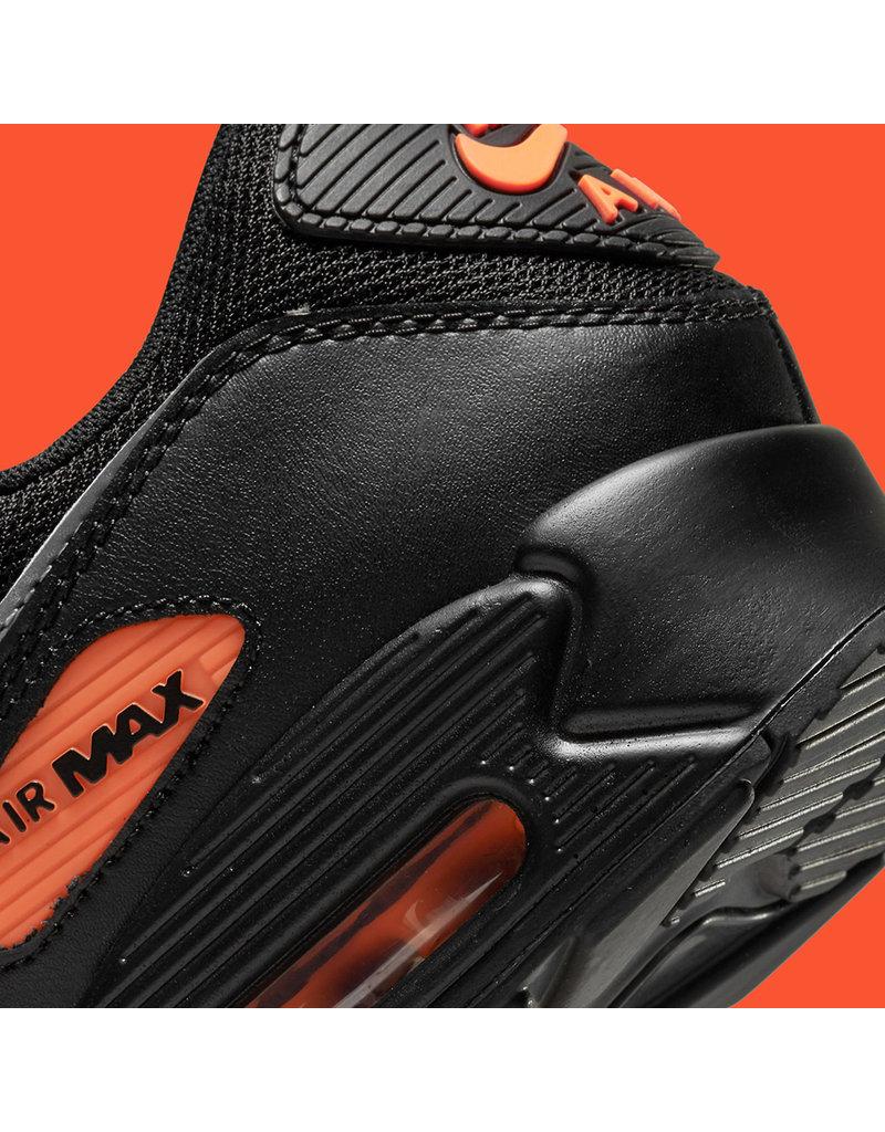 Nike Nike Air Max 90 'Black/Reflect Silver/Total Orange'