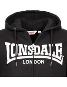 Lonsdale Lonsdale Herren Trainingsanzug mit Kapuze (Schmale Passform) 'Feeny'