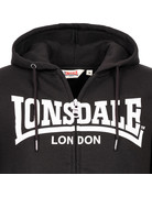 Lonsdale Lonsdale Mens Hooded Tracksuit (Slim Fit) 'Feeny'