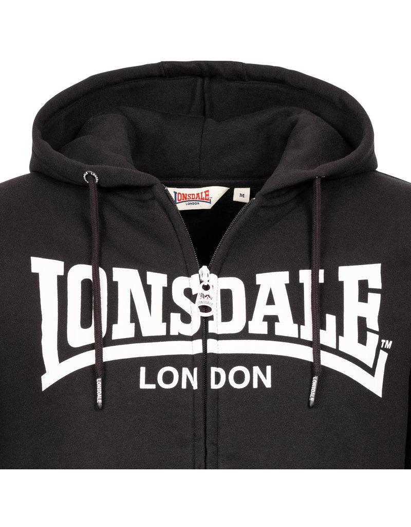 Lonsdale Lonsdale Heren Trainingspak met capuchon (Slim Fit) 'Feeny'