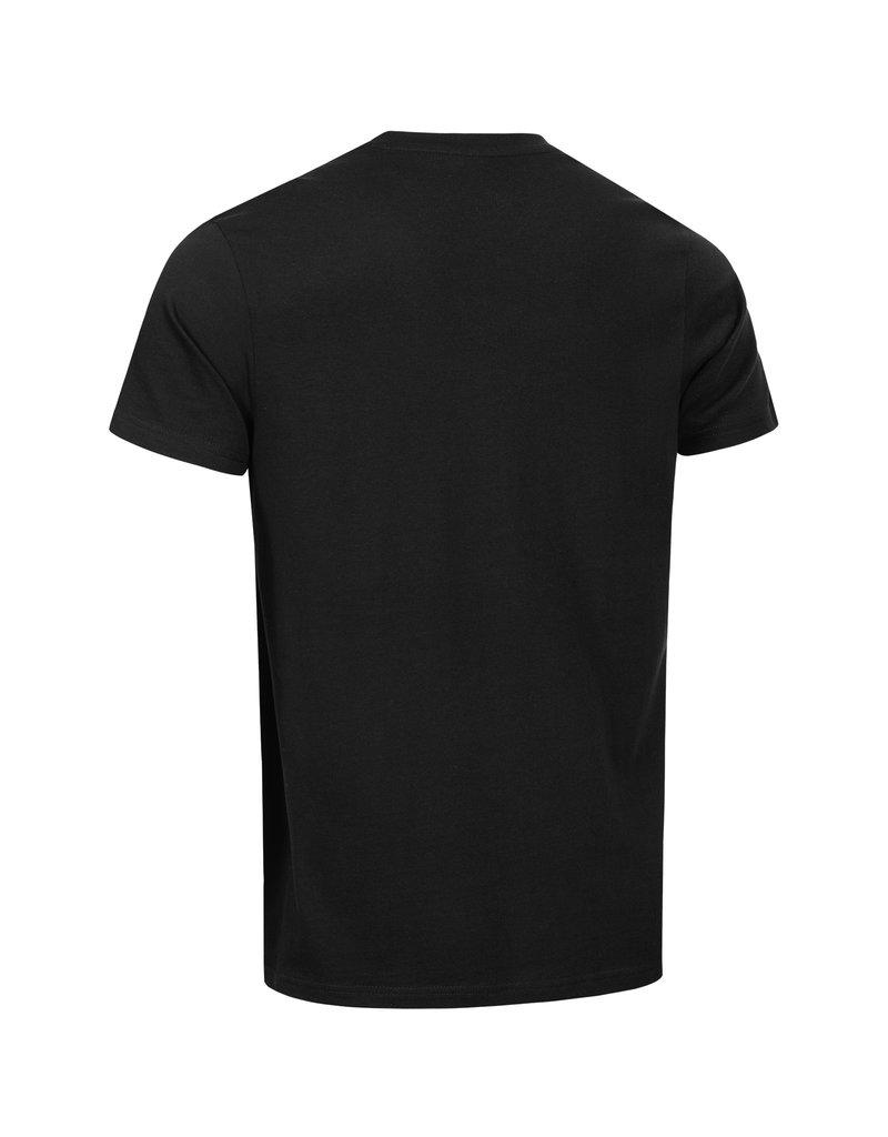 Lonsdale Lonsdale T-Shirt 'Melplash' (Black/Red)