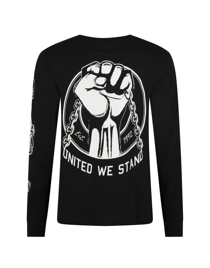 100% Hardcore 100% Hardcore Longsleeve 'United We Stand'