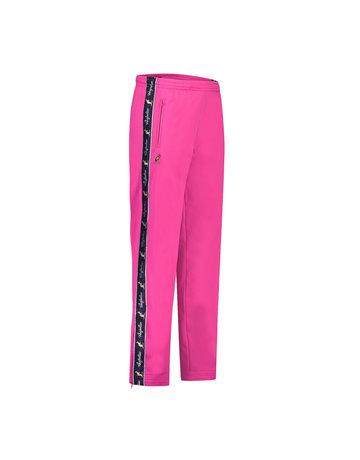 Australian Australian Track Pants with tape (Fuxia/Black)
