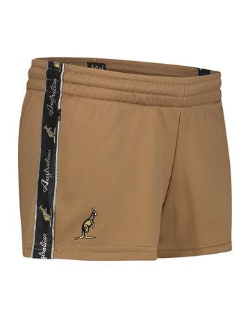 Australian Australian kurze Sporthose für Damen mit Streifen