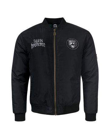 100% Hardcore 100% Hardcore Bomber Jacket 'Rottweiler'