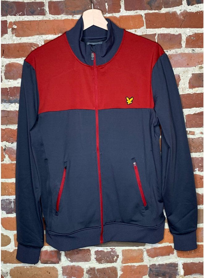 Tech track jacket
