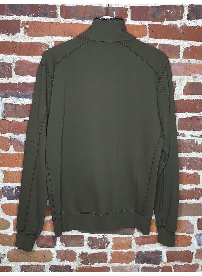 Sweatshirts open sweat light fleece