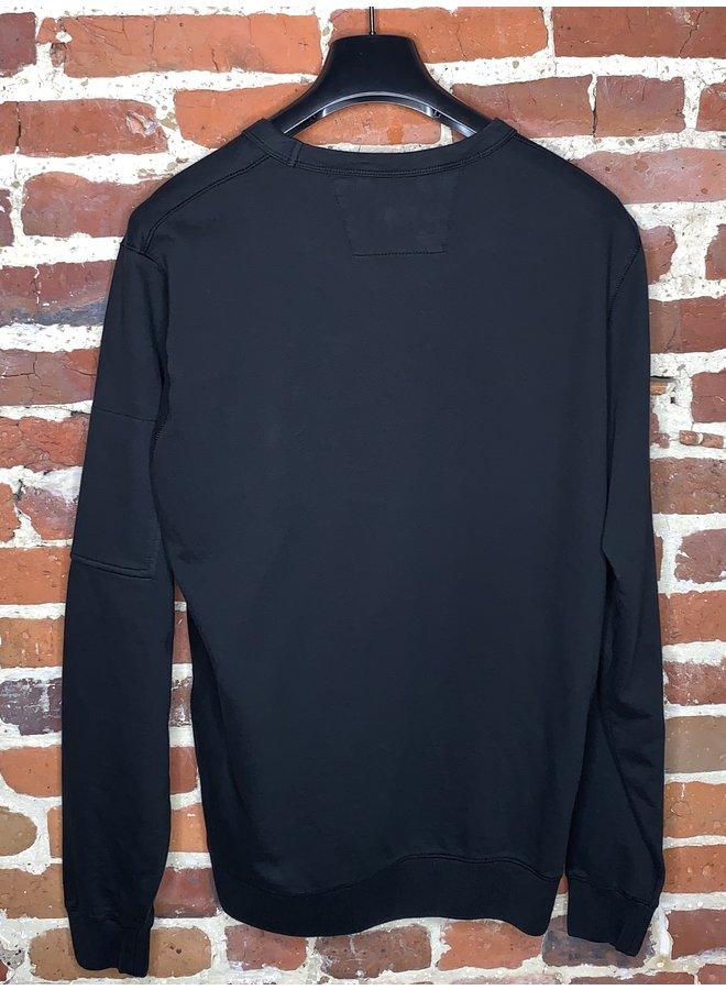 Sweatshirt crew neck light fleece
