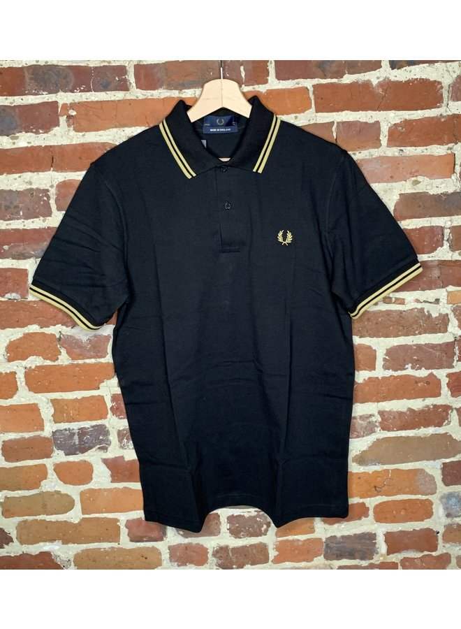 "Twin tipped fred perry shirt ""made in England"""