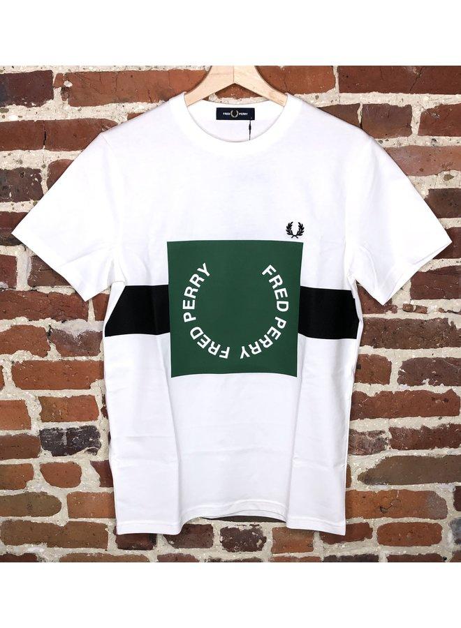 Bold graphic t-shirt