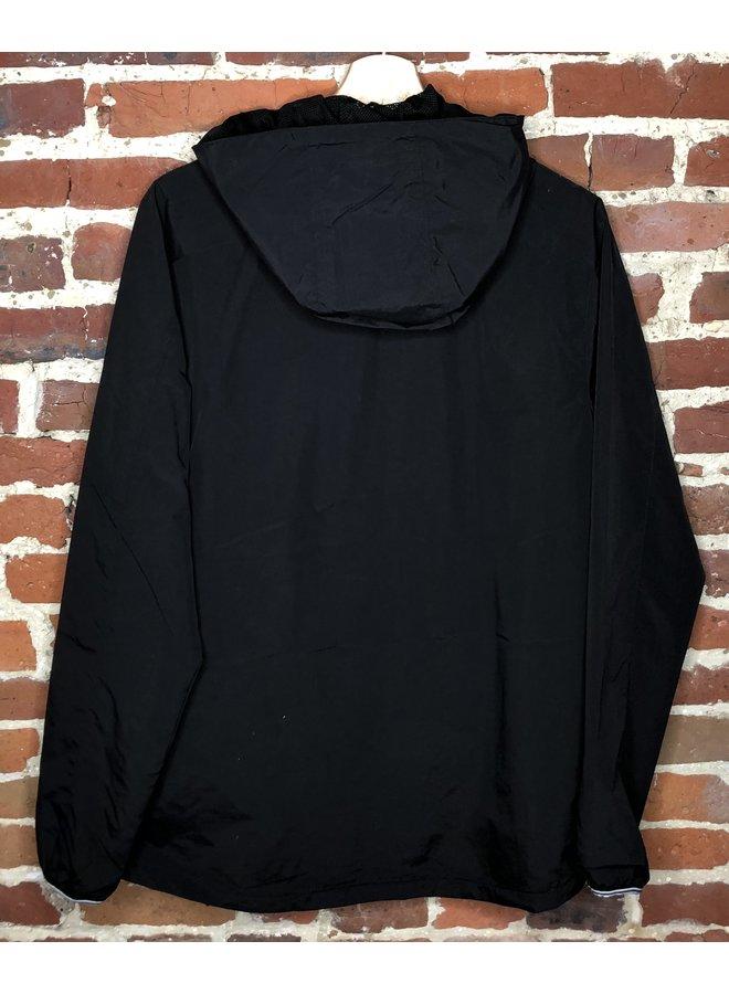 Panelled zip