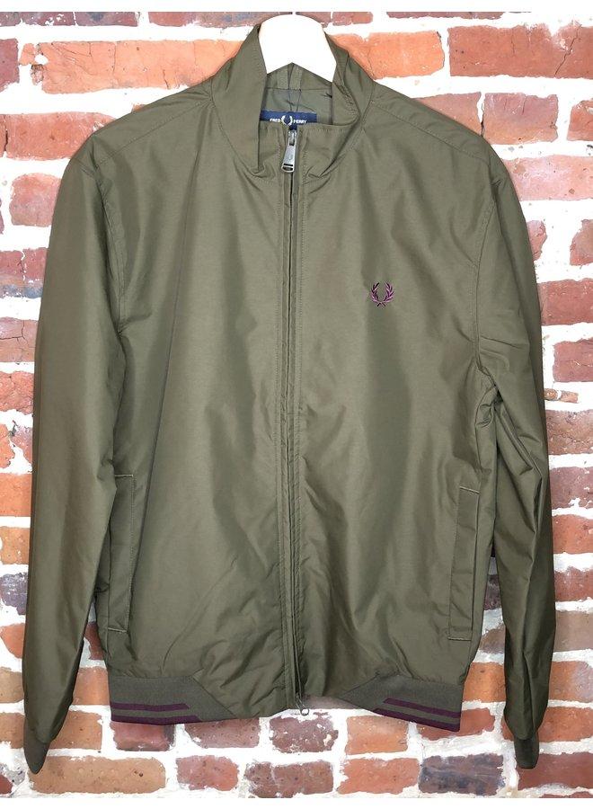 Twin tipped sport jacket