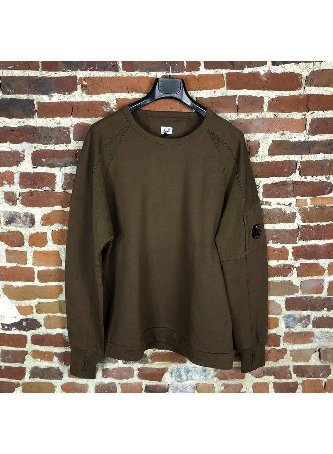 Sweatshirt CP brown ( XL-XXL )