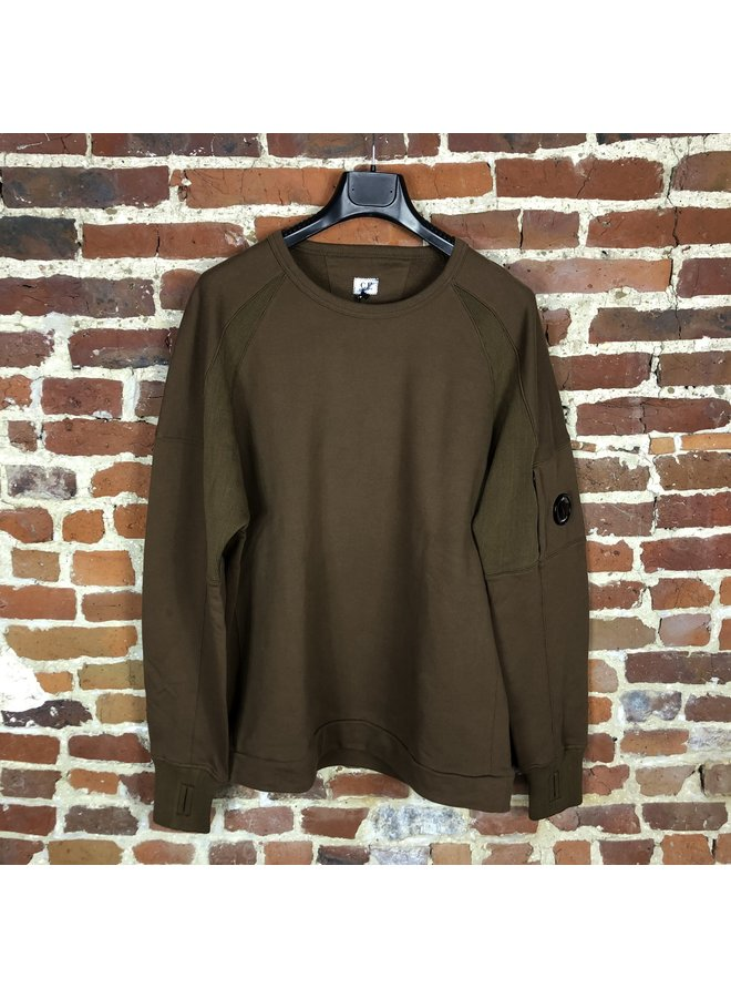 Sweatshirt CP brown ( XXL )