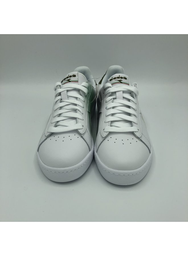 Game L low optical white/winter moss