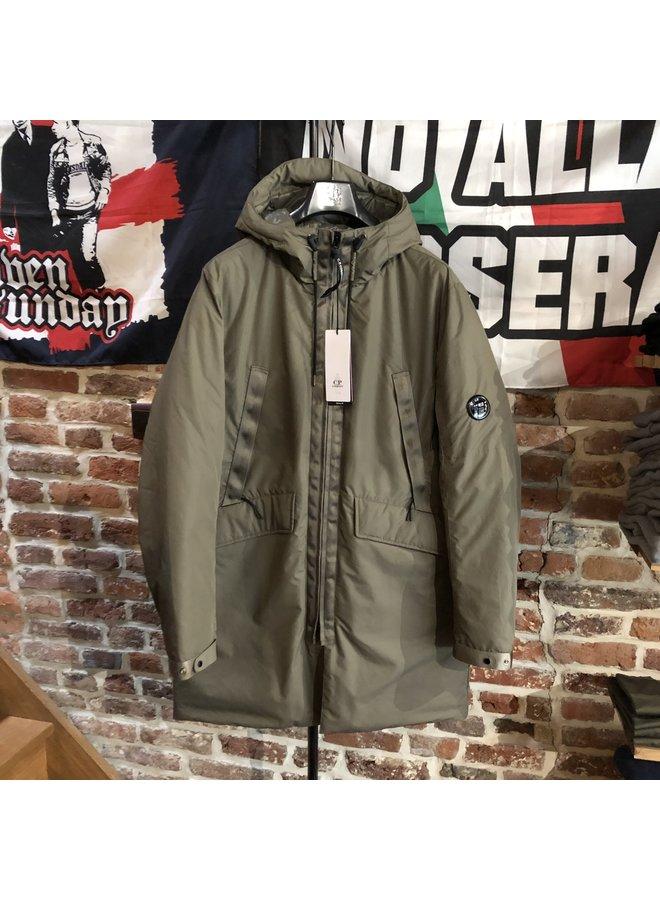 Outerwear long jacket S-M-L