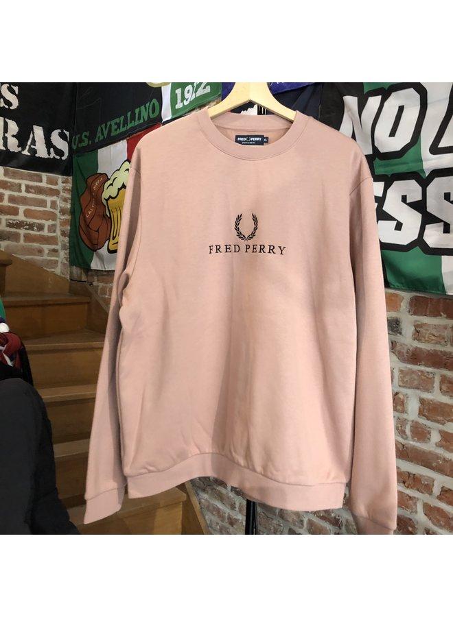 Sweatshirt fred perry pink ( XL-XXL )